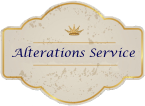 Alterations page title