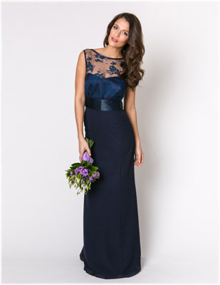 Lou Lou bridesmaids dress picture