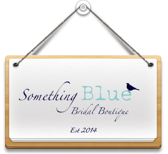 Something Blue Bridal Boutique Logo